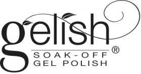 Gelish, made by Hand & Nail Harmony, Inc. Logo
