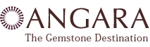 Angara - The Gemstone Destination Logo