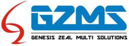Genesis Zeal Multi Solution Logo