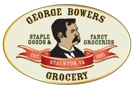 George Bowers Grocery, Inc. Logo