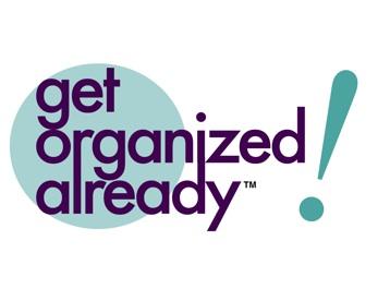 GetOrganizedAlready Logo
