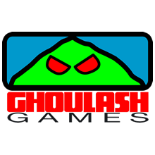 Ghoulash Games Logo