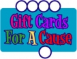 Gift Cards for a Cause Logo