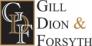 Gill Dion & Forsyth Logo