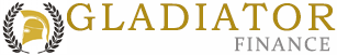 Gladiator Finance Logo