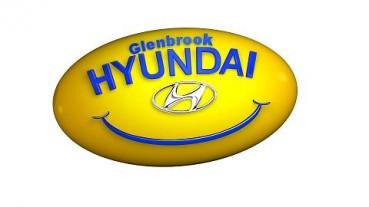 Glenbrook Hyundai Logo