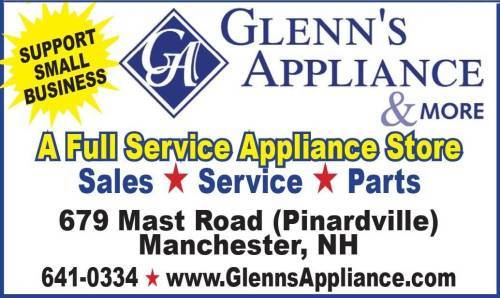 Glenn's Appliance & More Logo