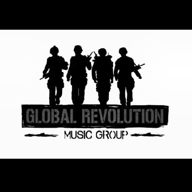 Global Revolution Music Group Logo