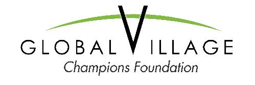 Global Village Champions Foundation Inc. Logo
