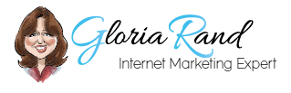 Gloria Rand Logo