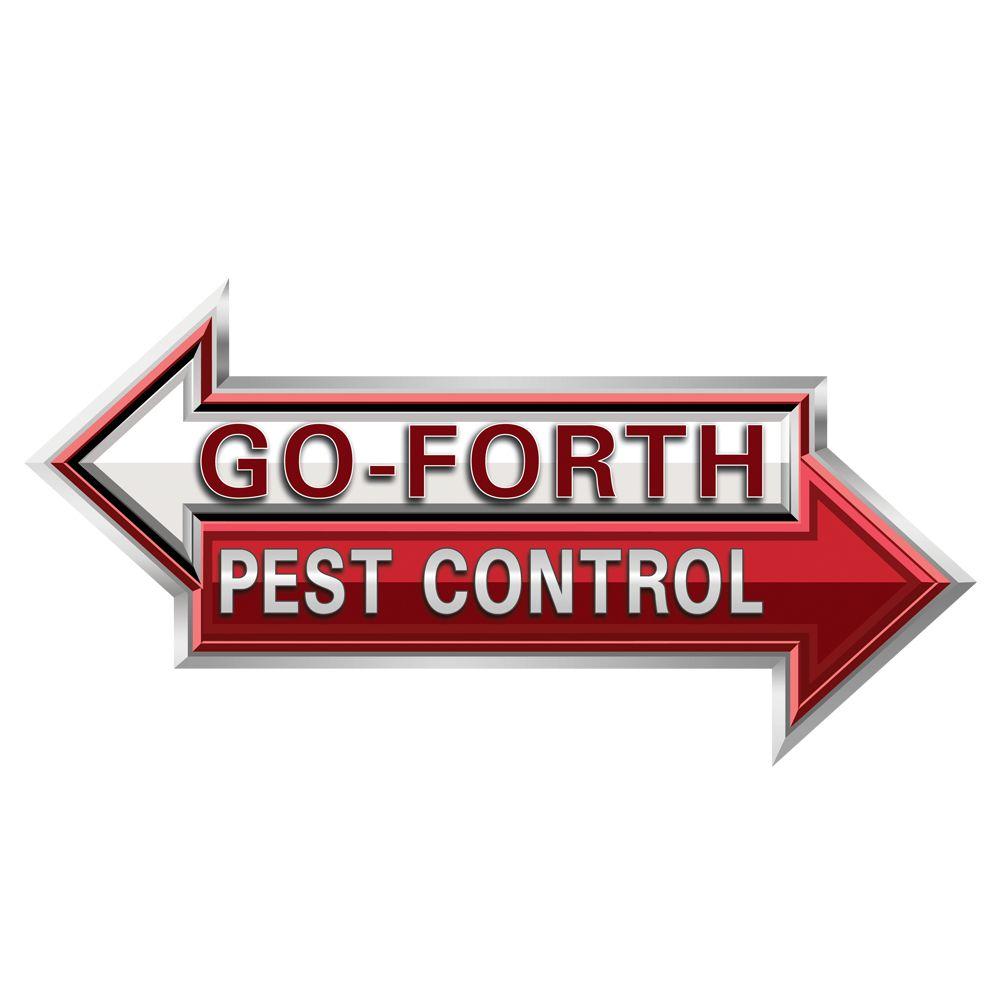 Go-Forth Pest Control Logo