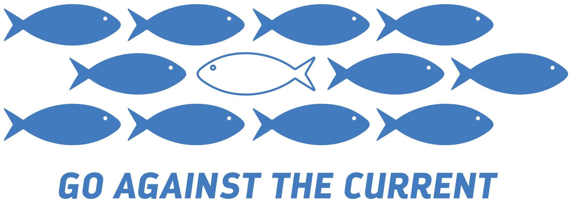 Go Against the Current, LLC Logo