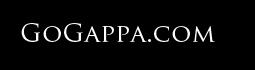 GoGappa Logo
