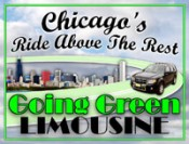 Going Green Limousine, LLC Logo