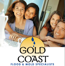 Gold Coast Flood Restorations Logo