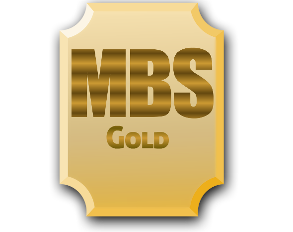 MBS Gold Logo