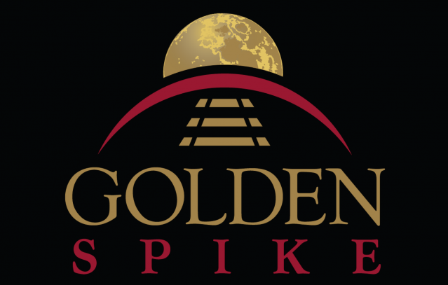 Golden Spike Company Logo