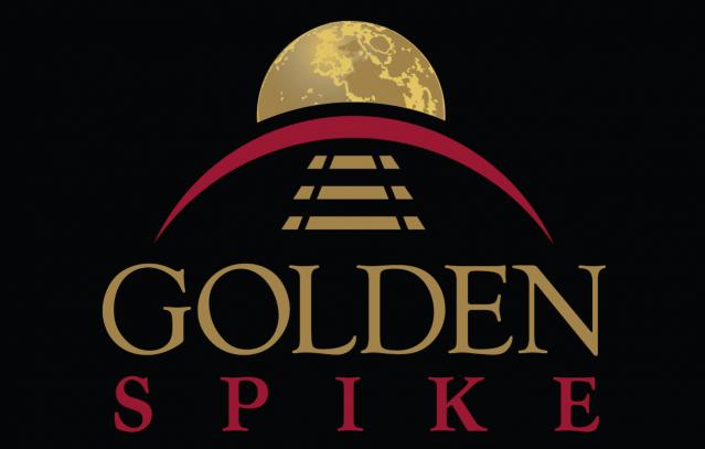 Golden Spike Company Logo