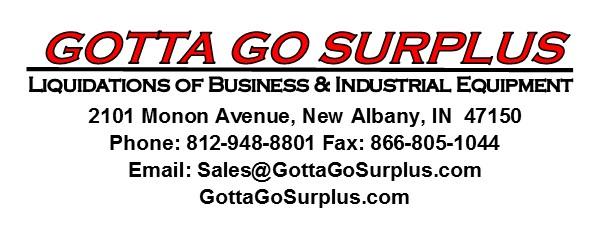 Gotta Go Surplus Logo