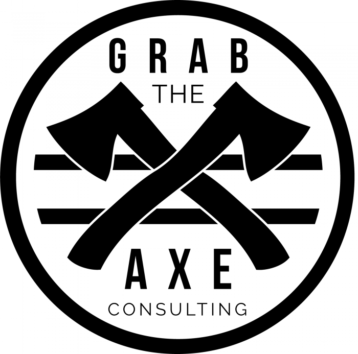 Grab The Axe Security Consulting Logo