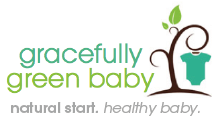 GracefullyGreenBaby Logo