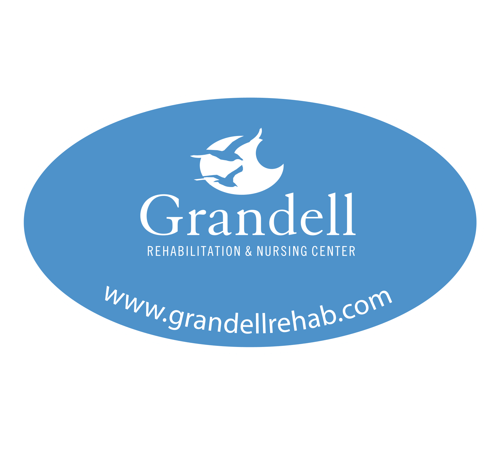 Grandell Rehab and Nursing Center Logo