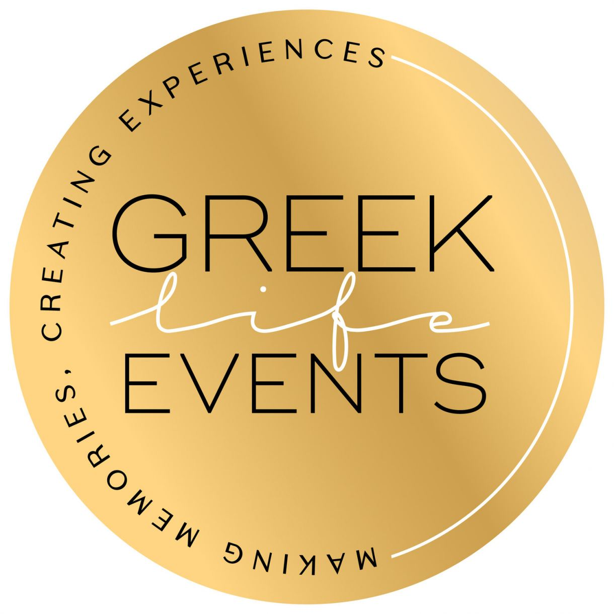 Greek Life Events Logo