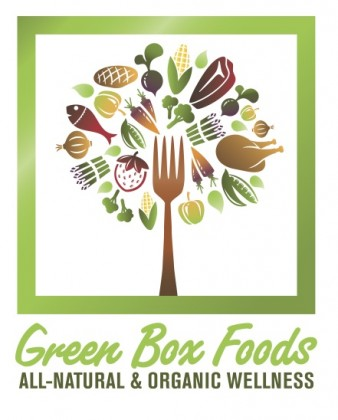 Green Box Foods Logo