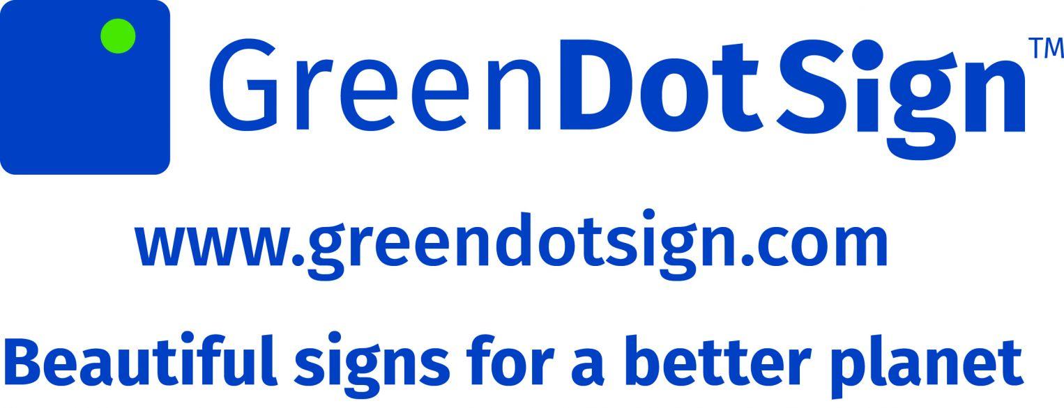 Green Dot Sign, Inc. Logo