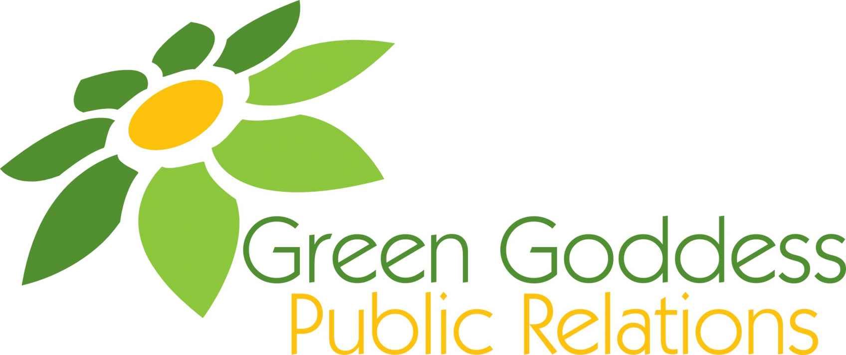 Green Goddess Public Relations Logo