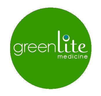GreenLite Medicine Logo