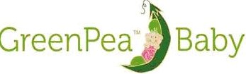 GreenPea Baby Boutique Logo