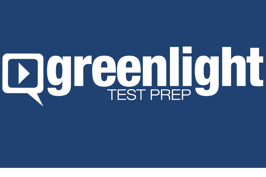 Greenlight Test Prep Logo
