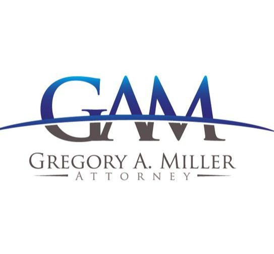 Gregory A. Miller, Attorney Logo