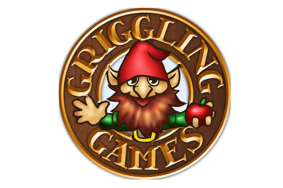Griggling Games, Inc. Logo