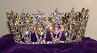 The Mrs. Florida Pageant Logo