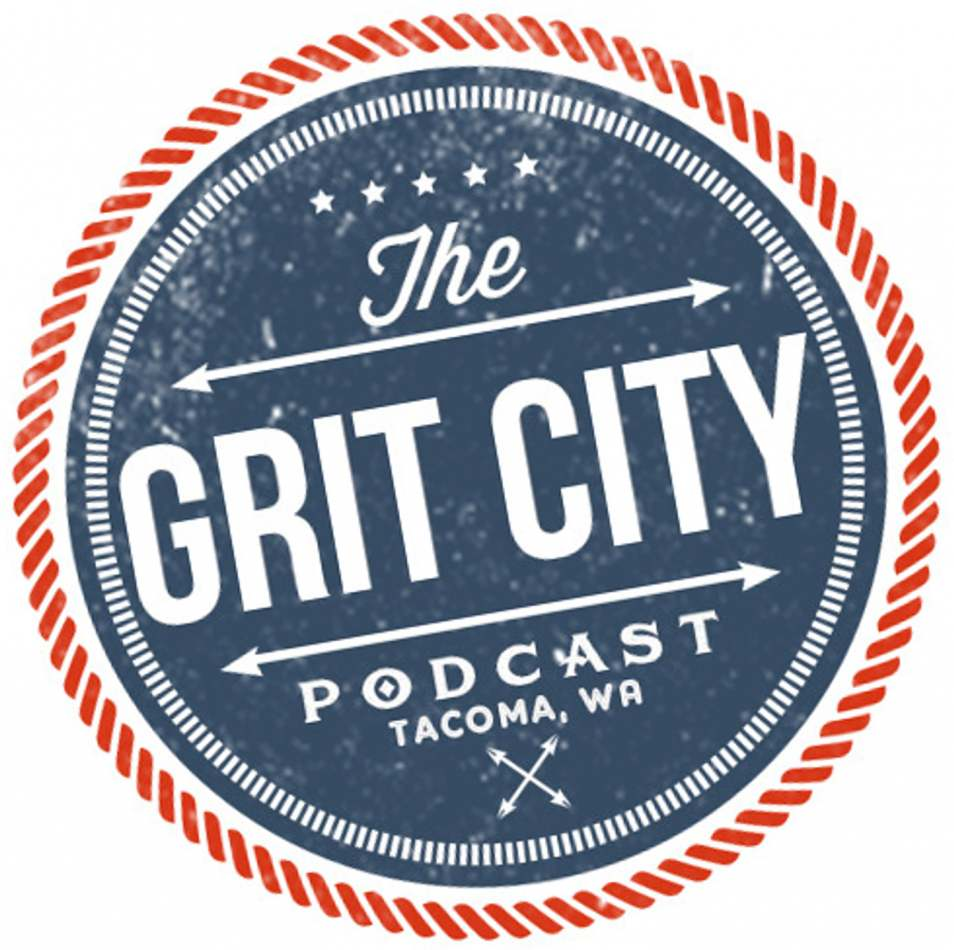 GritCityPodcast Logo