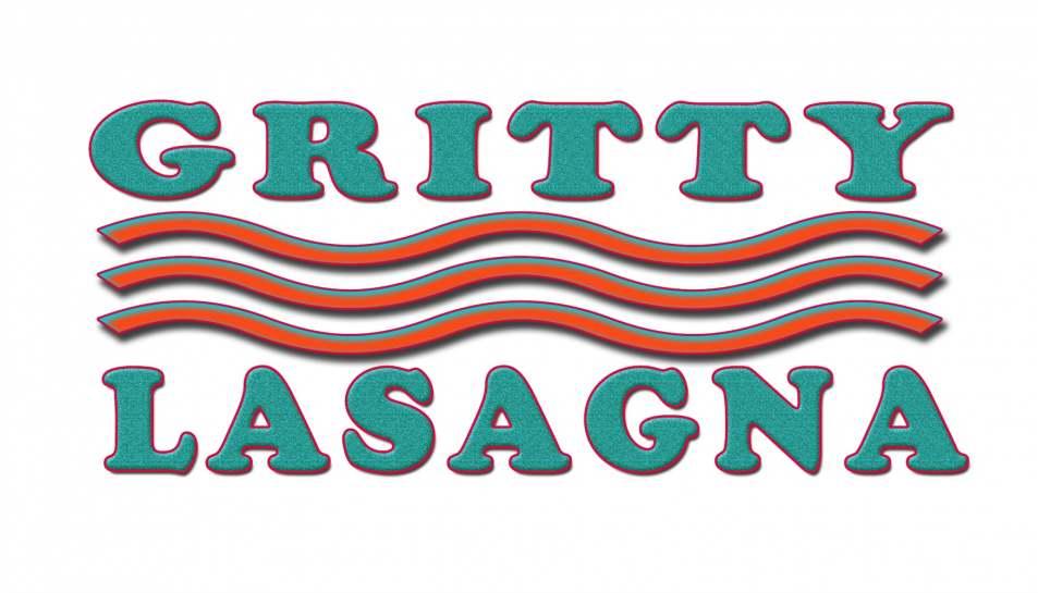 Gritty Lasagna Logo