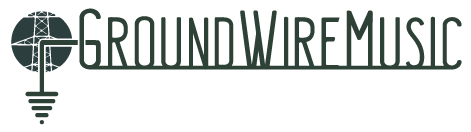 Ground Wire Music Logo
