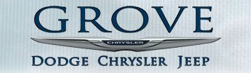 Grove Dodge Chrysler Jeep Logo