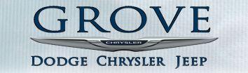 Grove Dodge Chrysler Jeep Logo