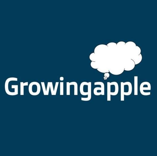Growingapple Logo