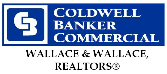 Coldwell Banker Commercial Wallace and Wallace Logo