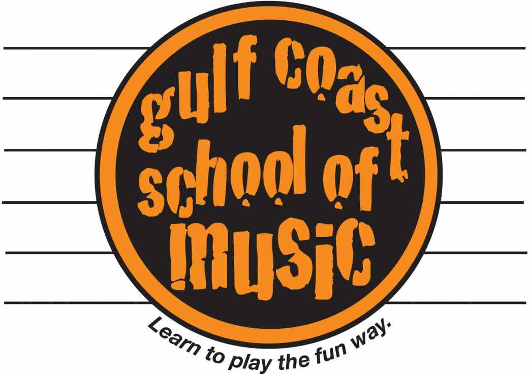 Gulf Coast School of Music Logo