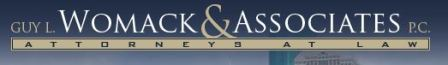 Guy L. Womack & Associates, P.C. Logo