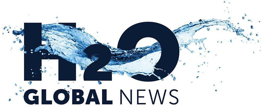 H2O Global News Logo