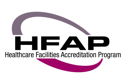 Healthcare Facilities Accreditation Program Logo