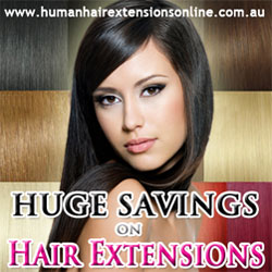 Human Hair Extensions Online Logo
