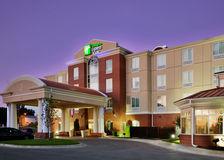 Holiday Inn Express Grandview Logo