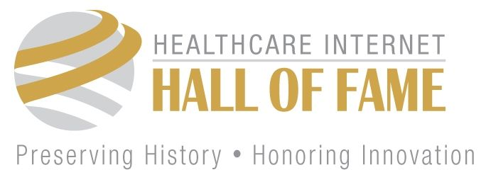 Healthcare Internet Hall of Fame Logo